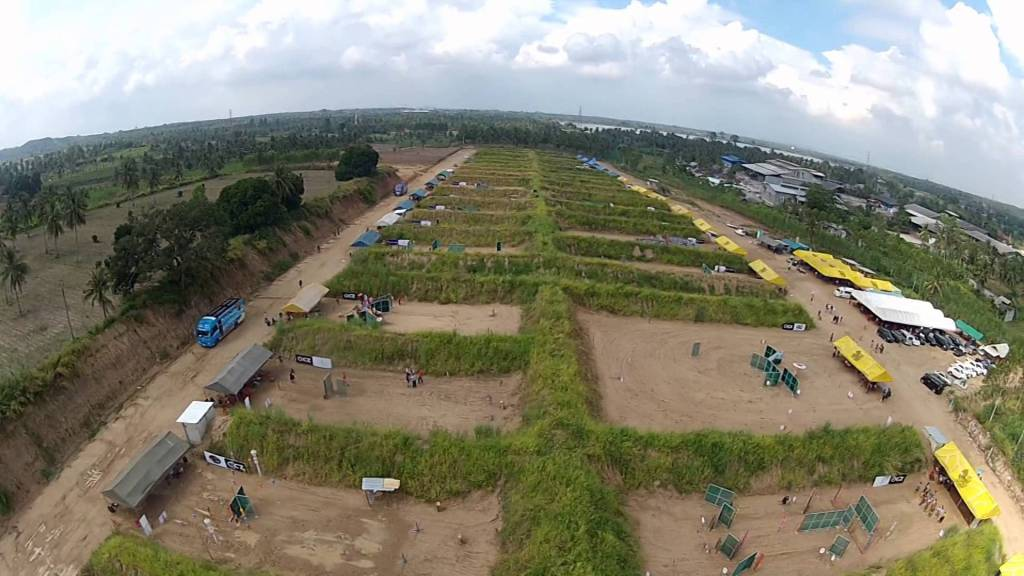 THPSA Shooting Range Aerial