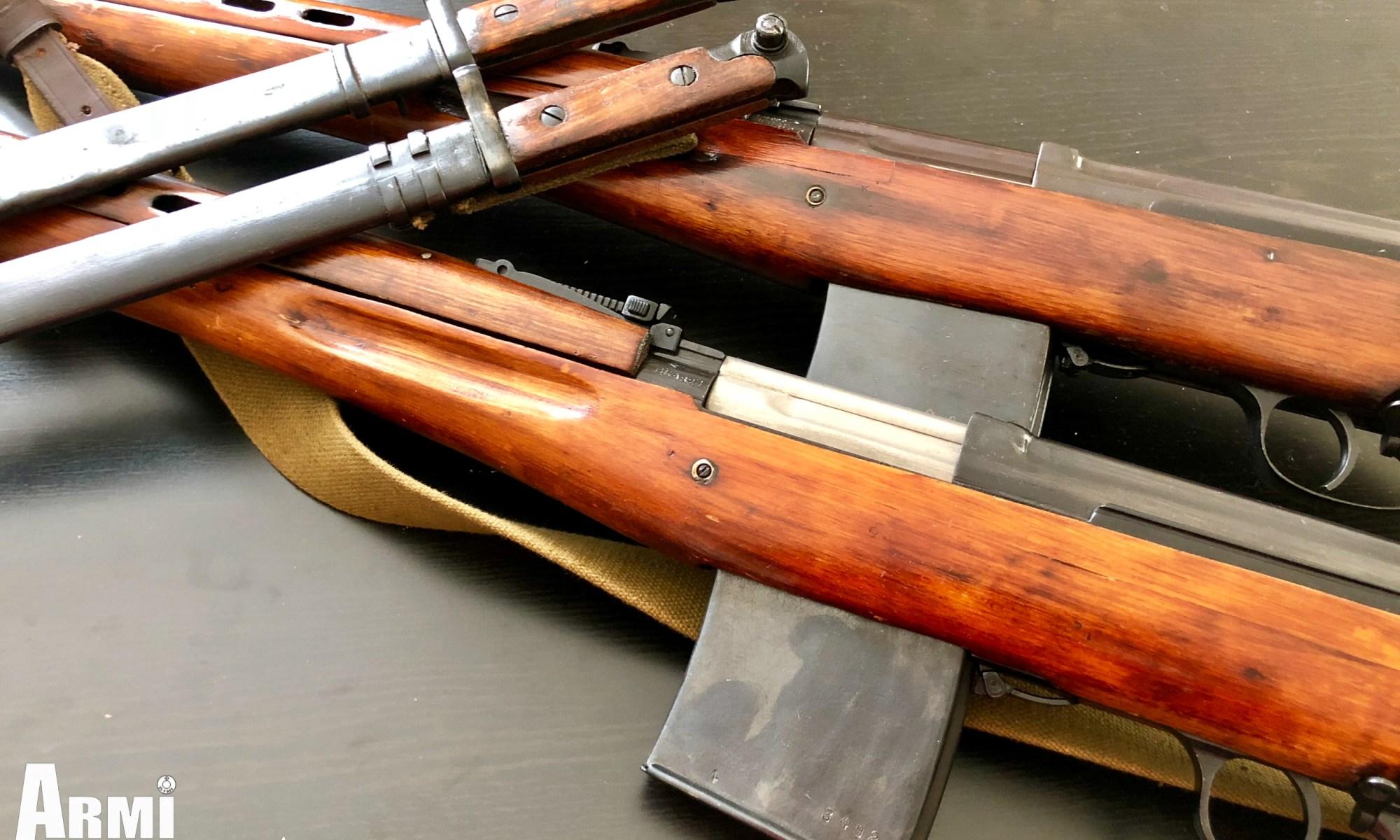 SVT Con baionetta