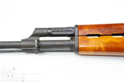 AKKS - Arsenale 10 - Bulgaria - Particolare presa gas e tubo gas