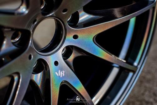 Volk Racing G25 in Dark Prism