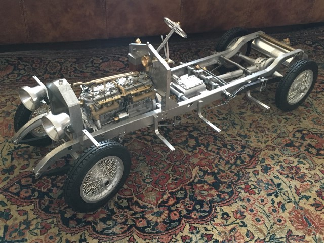Armortek Silver Ghost Chassis