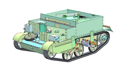 Armortek Universal Carrier