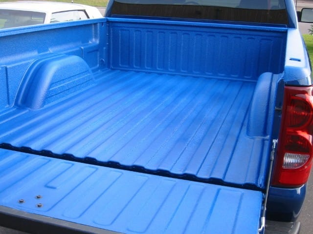 Image result for Truck Bed Liner Spray Istock