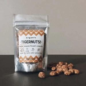 Organic Tigernuts ArmourUP Asia Singapore
