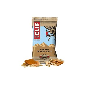 Clif Bars Peanut Toffee Buzz Energy