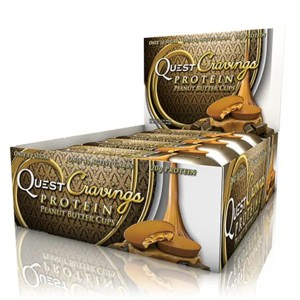 Quest Cravings Peanut Butter Cups Box
