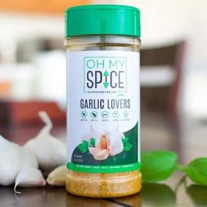 Oh My Spice Garlic Lovers Seasoning ArmourUP Asia Singapore