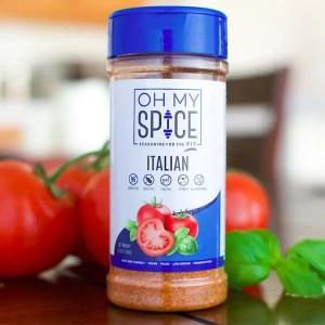 Oh My Spice Italian Seasoning ArmourUP Asia Singapore