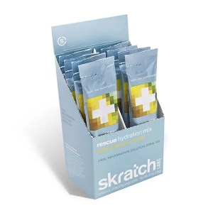 Skratch Labs Rescue Hydration Mix Box of 8 ArmourUP Asia Singapore