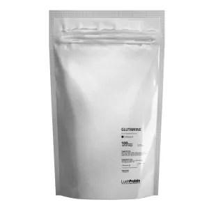 L-Glutamine Lush Protein ArmourUP Asia SingaporeProtein