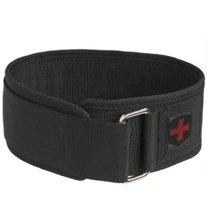 Harbinger Nylon Lifting Belt Front ArmourUP Asia Singapore