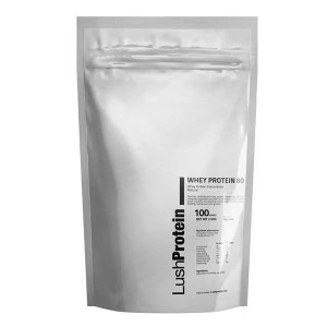 LushProtein Whey Protein 80 2.5kg Natural Unflavoured ArmourUP Asia Singapore