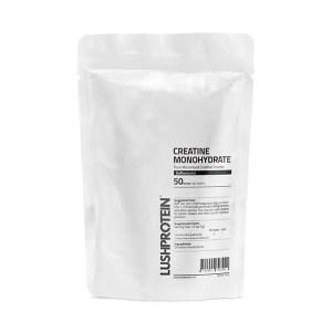LushProtein Creatine Monohydrate 250g 50 Servs ArmourUP Asia Singapore