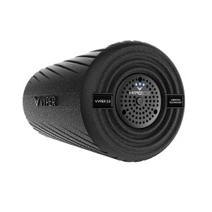 Hyperice Vyper Vibrating Foam Roller Black ArmourUP Asia Singapore