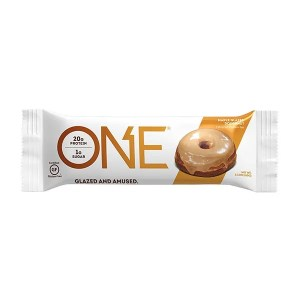 OhYeah One Bar 60g Single Maple Glazed Doughnut ArmourUP Asia Singapore