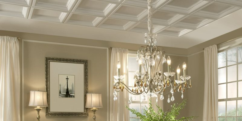 coffered ceiling ceilings armstrong