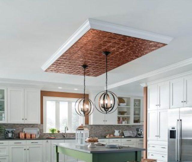 6 Easy Ceiling Ideas