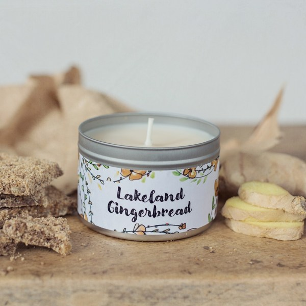 Lakeland Gingerbread Scented Candle