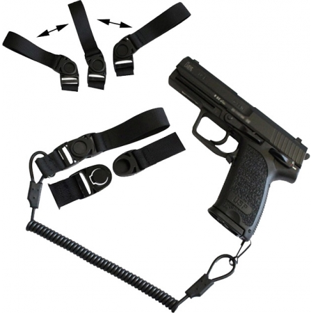 dragonne de securite cy pl001 pistol