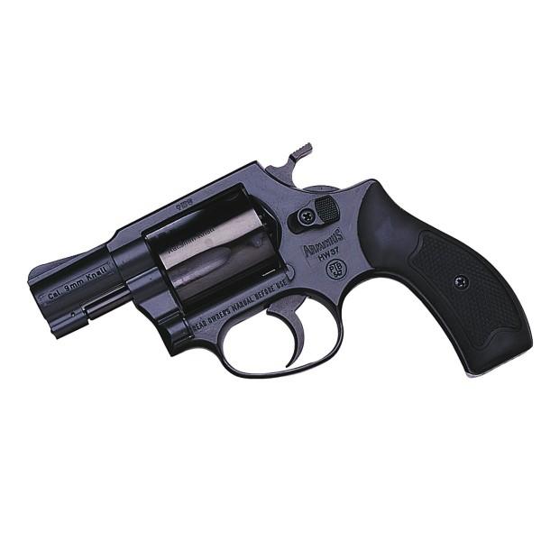 Revolver WEIHRAUCH HW 37 S CALIBRE 9mm Armurerie Pascal