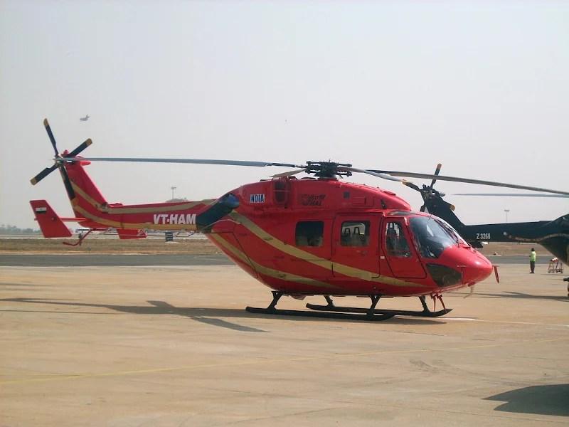 Dhruv Advanced Light Helicopter (ALH)