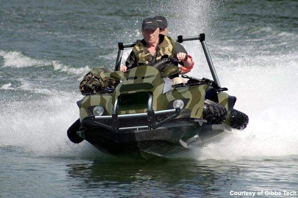 The Gp A General Purpose Amphibious Was Nicknamed The Seep Jeep