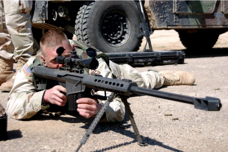 Best sniper rifles in the world: the top five precision rifles