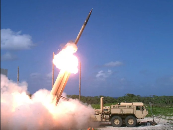 THAAD Theatre High Altitude Area Defense - Missile System - Army Technology