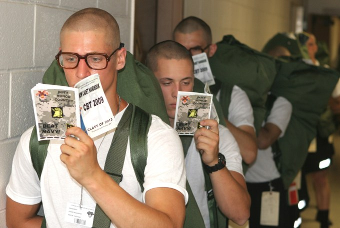 r-day: class of 2013 enters west point | article | the united states