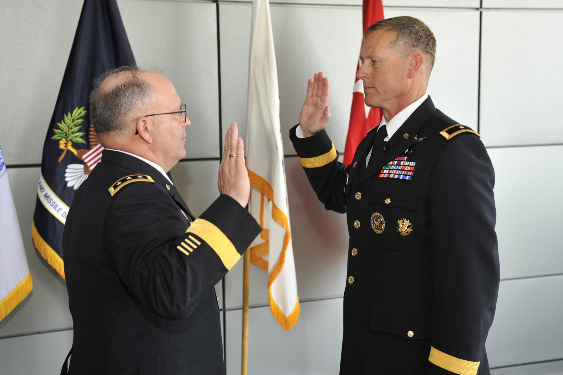 Army Promotes Newest General Officer