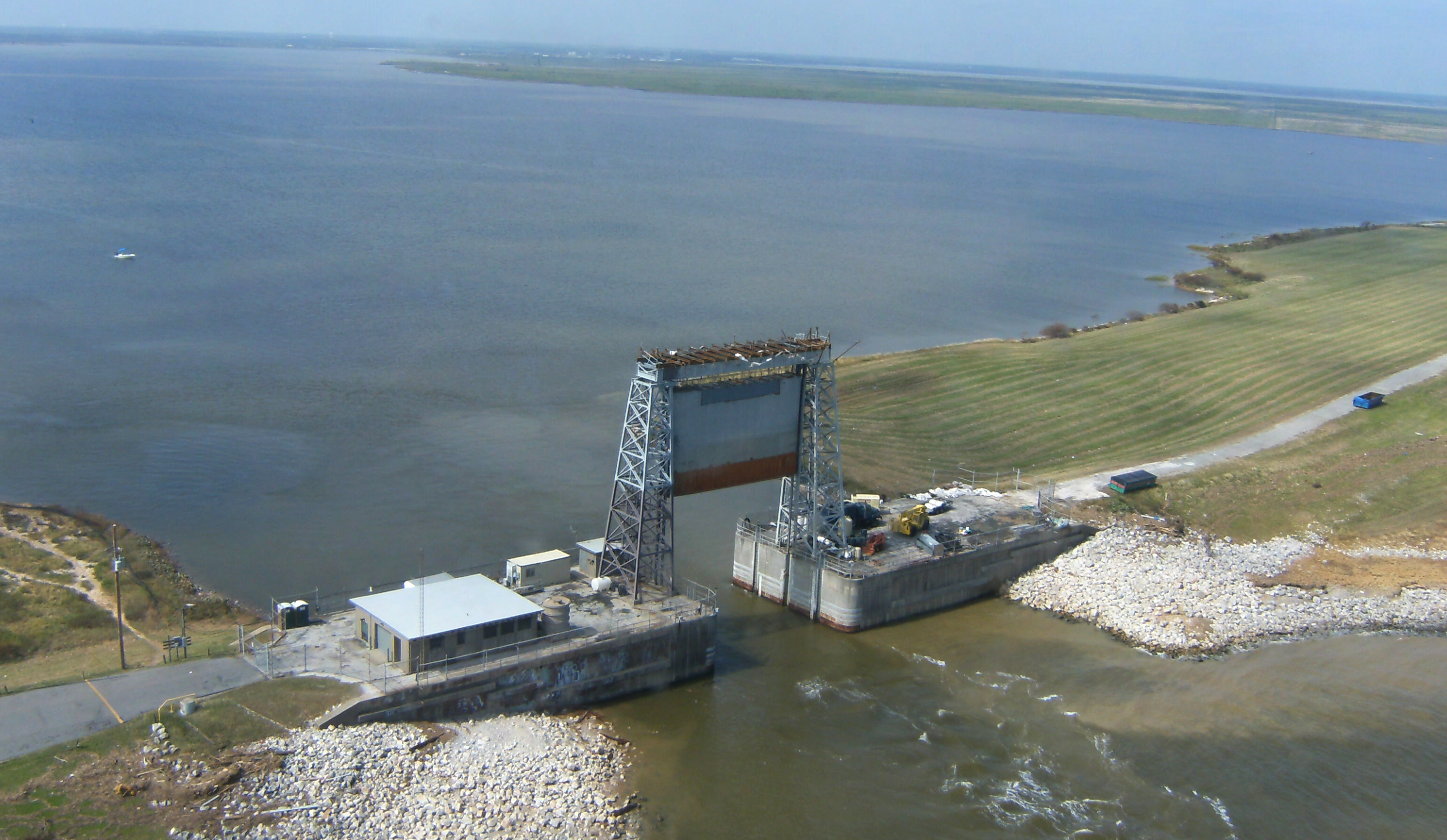 What Is The Usace Galveston District S Levee Safety