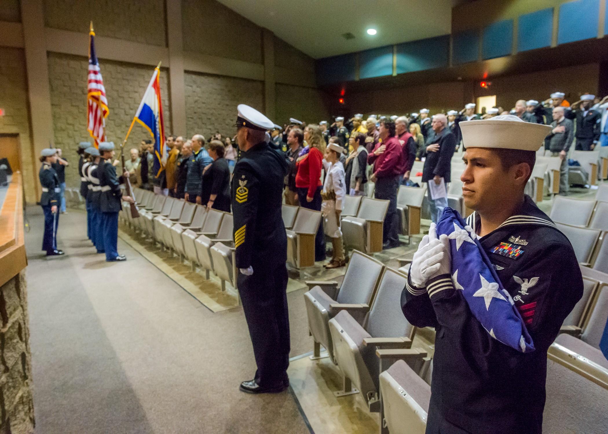 Fort Leonard Wood Community Remembers Pearl Harbor Local