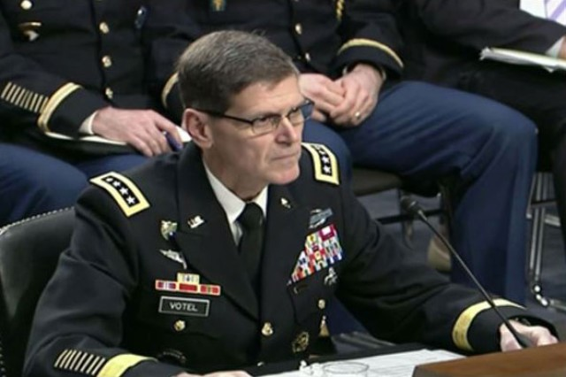 Iran poses the most significant threat to U.S. Central Command's complex area of responsibility, Centcom commander Army Gen. Joseph L. Votel told the Senate Armed Services Committee Thursday.