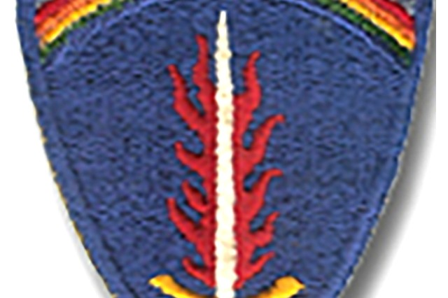 USAFE patch. Shoulder sleeve insignia for U.S. Army Forces, Europe.