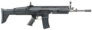 Scar-L Scar-H Scar L H FN Herstal assault rifle special operations forces technical data sheet description specifications information intelligence pictures photos images Belgium Belgian army weapons Defence industry military technology