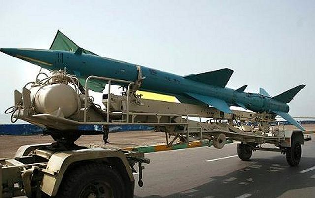 Air Missiles Surface Chinese