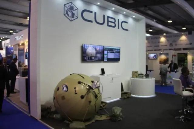 Security Qatar Cubic Equipment
