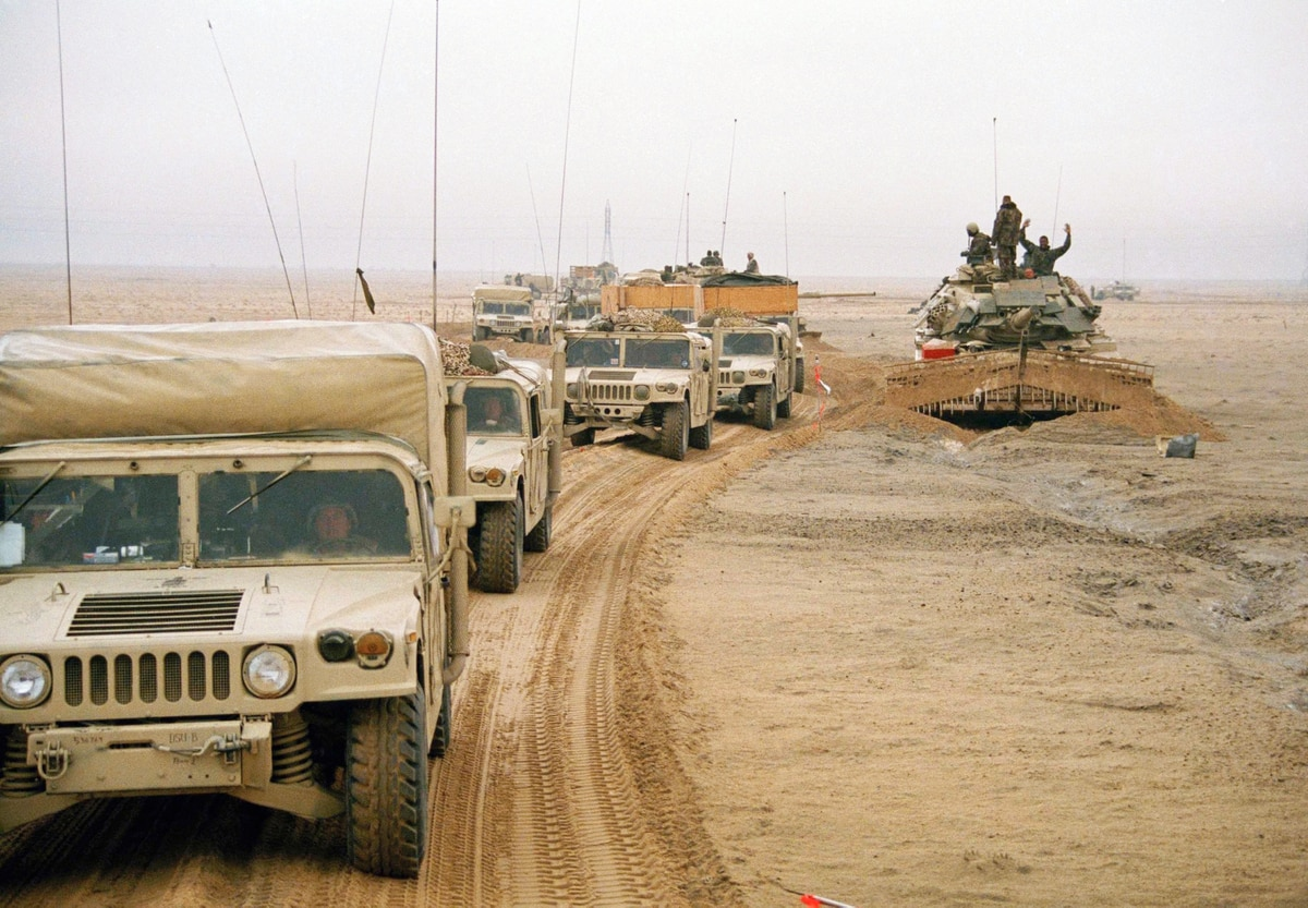 Va Gets F For Persian Gulf War Claims Approvals