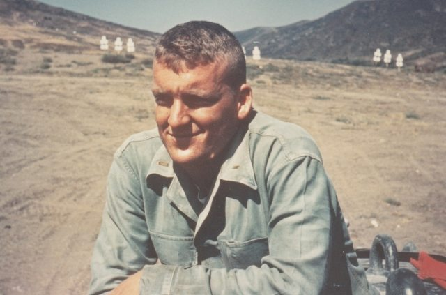 First Lt. Philip H. Sauer