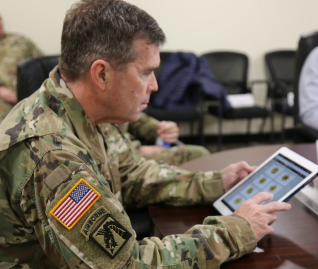 National Guardsmen In Pennsylvania And Washington D C Can Now Download The Mobile Pay App