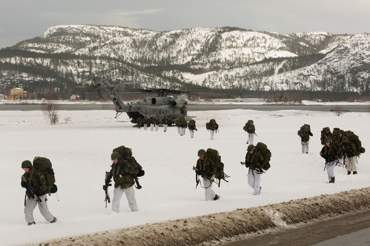 Norway Worries About Cyber Threats During Military Exercises