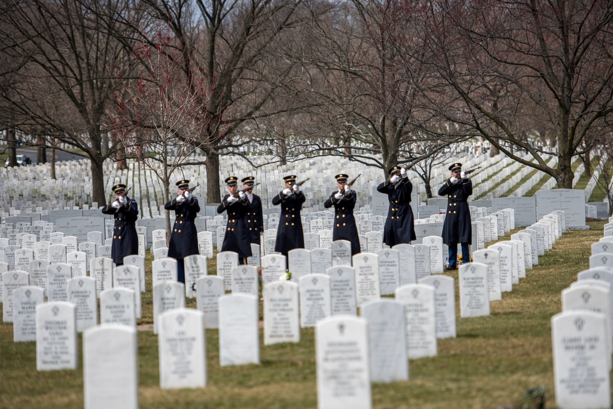 Decorated Wwii Veteran To Be Buried At Arlington