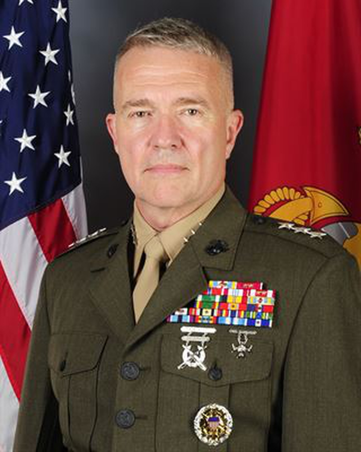 Two Marine Generals Tapped For New Posts