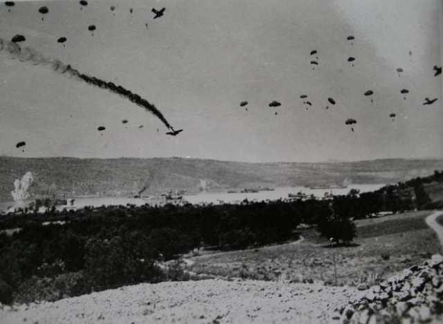 Μάχη Κρήτης, 20 Μαΐου