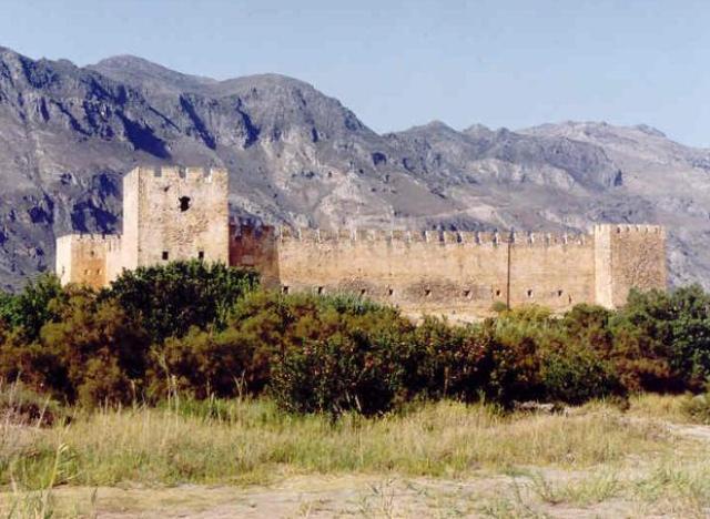Ενετικό Κάστρο Φραγκοκάστελλο, 18 Μαΐου