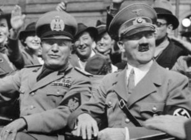 Χίτλερ - Μουσολίνι, 13 Ιουνίου
