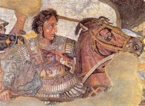 Μέγας Αλέξανδρος, 20 Ιουλίου
