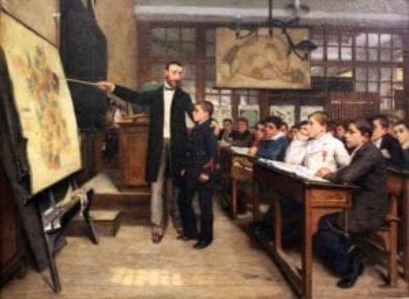 Γαλλία-σχολείο 1903, 5 Αυγούστου