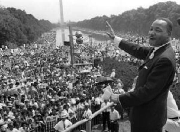 Μάρτιν Λούθερ Κινγκ, 28 Αυγούστου