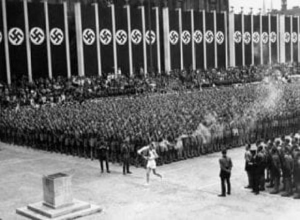 Ολυμπιακή φλόγα-Βερολίνο 1936, 20 Ιουλίου